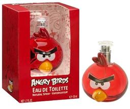 Picture of Red Angry Bird Тоалтена Вода